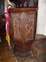 The C15 pulpit