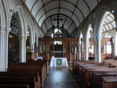 St Neot: the nave