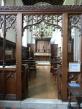 Probus: north aisle altar